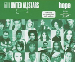 "United Allstars - Flutopfer-Charity-CD ""Hope"""